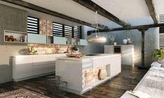 #cucina #moderna #alno