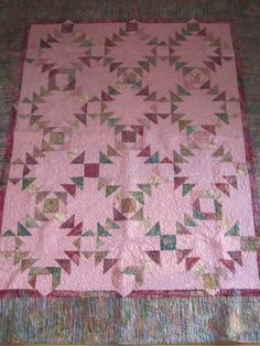 Triangle Quilt by ERA Boutique by ERABoutique1 on Etsy, $375.00