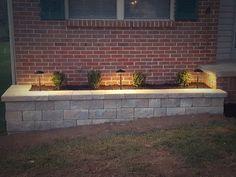 Nicolock Landscape Wall #kentuckytwist, #thealternativelandscapecompany, #nicolock Landscaping Company, Landscape Walls, Projects, Home Decor, Log Projects, Blue Prints, Decoration Home, Room Decor, Home Interior Design