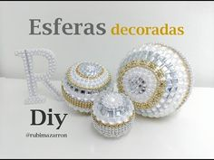 Diy. Portavelas de lujo muy facil. Handmade candle holder. - YouTube