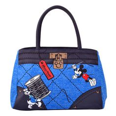 Mickey & Donald Purse