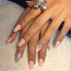 Bling bling Nail and class