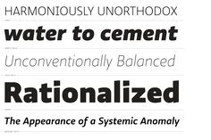 Ratio  Typeface by p.s.type