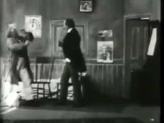 1900 - Uncle Josh in a Spooky Hotel - World's 1st MOVIE TRILOGY SEQUEL part 2 #halloween #spooky #creepy #youtube #film