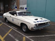 """""""Historic"""" Australian Police cars - Page 5 - Australian Ford Forums"""