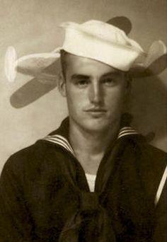 Hello Sailor! All American sailor boy