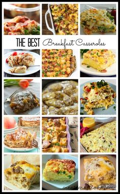 The BEST Breakfast Casserole Recipes | Create Craft Love