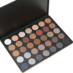 Preup 35 color nature glow eyeshadow Make up Waterproof palette-Neutrals Warm Smooth Eye Shadows -- Click image to review more details. (Note:Amazon affiliate link)
