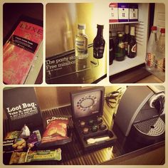 Ovolo Hong Kong - Loving the free minibars Nespresso, More Fun, Hong Kong, Hotels, Bar, Boutique, Mini, House, Free