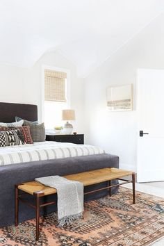Los Angeles�based interior designer Amber Lewis of Amber Interiors routinely turns out swoon-worthy, texture-rich bohemian spaces. See the pictures.