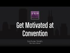 Black Status Presenter Nichole Smith on why Younique Conventions are so necessary and huge for your business.