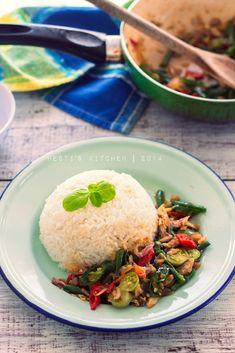 HESTI'S KITCHEN : yummy for your tummy: Oseng Ikan Asin Kacang Panjang
