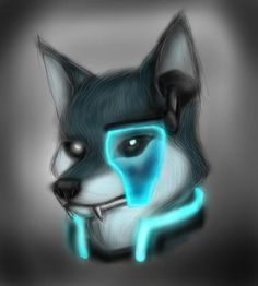 Senikron Head Concept by Specter1099.deviantart.com on @deviantART