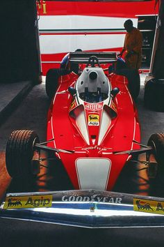 Ferrari 312T2 1976