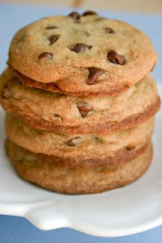 One Bowl Chocolate Chip Cookies for Two. I'd like to try a couple recipes like this, so that I don't have to make a whole batch.