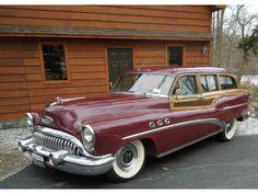'53 Buick Roadmaster Super Estate
