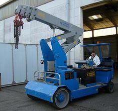 Minidrel Gruniverpal, pojízdný jeřáb s max. Gantry Crane, Metals, Tractors, Workshop, Construction, Tools, Building, Soldering, Blue Prints