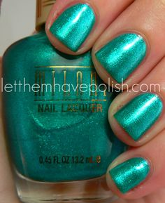 need this color!  Milani Key West