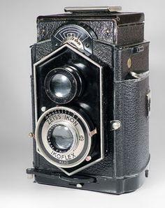 Zeiss Ikoflex #vintage #camera