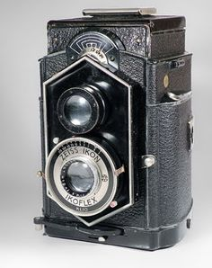 Zeiss Ikoflex #vintage #camera