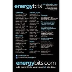 """""""I have to admit I am a huge skeptic when it comes to energy products, basically I don't believe anything really works until I see differently myself! And when I received my bits my first thought was 'Ewww they're green and smelly!'... But, needless to say this skeptic was proven wrong!"""""""