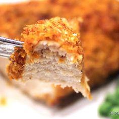 Wonderful Oven Baked Ritz Chicken Breast Recipe