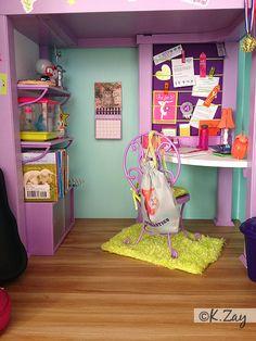 1000 ideas about american girl mckenna on pinterest american girls american girl dolls and - American girl bedroom ideas ...