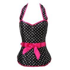 Fashion Dot Pattern Strap Corset Bustier //Price: $28.24 & FREE Shipping //     #bra #panties #braset #shapewear #CORSET #BUSTIERS #braandpantysale  #braandunderwear  #abrathatfits  #braforlowcutdress  #brasetscheap  #pantiesforsalenearme  #gstringpantiesonlineshopping  #h&mukpanties  #lsizepanties  #pantiesmadeformales  #corsetbra  #corsetcostume  #corsetdressplussize  #d&gcorsetdress  #d'elegancecorset  #bustiersnearme  #bustiersplussize  #bustiersforsale  #bustierstowearout…