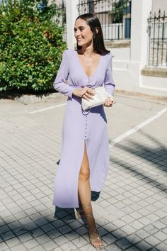 Invitada perfecta (II) by Por parte de la novia Glamour, Wrap Dress, Dresses, Fashion, Something Borrowed, Wrap Dresses, Parts Of The Mass, Blue, Boyfriends