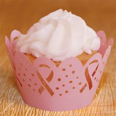 With our new Cupcake Wrappers, you can turn a fun dessert into an elegant one for your bridal shower, engagement party, wedding, or any special occasion.