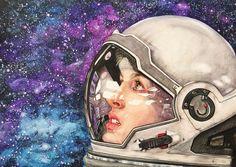 Interstellar by RenateP