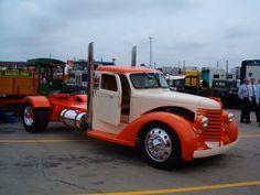 Projects - 1948 Diamond T pickup tow truck project journal. Dually Trucks, Big Rig Trucks, Rc Trucks, Cool Trucks, Pickup Trucks, Truck Mods, Semi Trucks, Custom Big Rigs, Custom Trucks