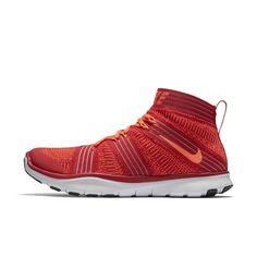 22f1aa79fdec Nike Free Train Virtue Men s Training Shoe Size 12.5 (Red) - Clearance Sale  Mens