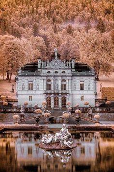 Schloss Linderhof Castle - Ettal, Germany