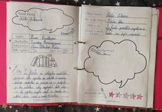 Produkt - Čtenářský deník Bullet Journal, Education, Homeschooling, Onderwijs, Learning, Homeschool