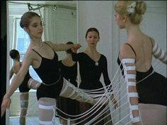 Rebecca Horn: Body Harp