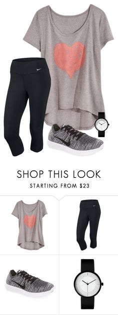 """""""Untitled #2149"""" by skinny-jeannie ❤ liked on Polyvore featuring NIKE"""