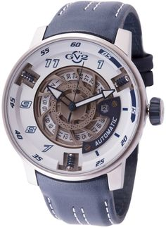 Watches Men's Motorcycle Blue and Silver-Tone Dial Sport Watch, Sport Watches, Watches For Men, Studded Sandals, Modern Fashion, Fashion Watches, Blue And Silver, Pumps Heels, Christian Louboutin, Rose Gold