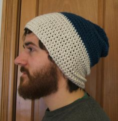Slouchey pattern for guys! Or gals. Free of course, thanks so xox