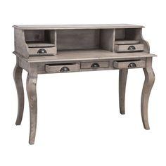 Schreibtisch weiß vintage  Schminktisch, Schreibtisch weiß, Sekretär, Büro, romantischer ...
