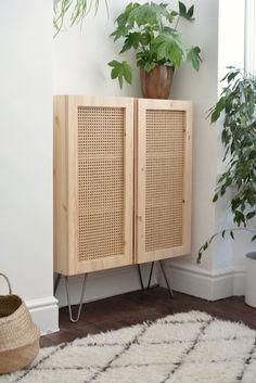 Ikea Ivar Cabinet, Ikea Metal Cabinet, Shoe Cabinet, Home Design, Interior Design, Ikea Interior, Ikea Design, Interior Colors, French Interior