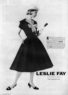 Leslie Fay 1955