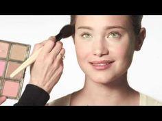 bobbi brown full face application. amazing!