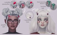 The Sims 4 simbience Simblreen dump The Sims 4 Pc, Sims Four, Sims 4 Mm Cc, Sims 4 Cas, My Sims, Los Sims 4 Mods, Sims 4 Game Mods, Maxis, Sims 4 Anime