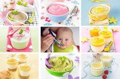 Recettes de petit pos sucrés ou salés pour bébé de 12 mois