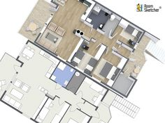 Prefer to focus on Home Sales, Interior Design or Home Remodeling, rather than drawing? With Ready-Made Floor Plans, RoomSketcher expert illustrators create floor plans for you! www.roomsketcher.com/blog/ready-made-floor-plans  #floorplans #homedesign #remodeling #realestate #interiordesign