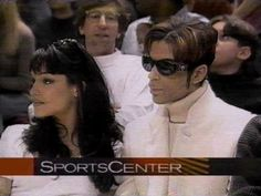 Prince and Mayte Garcia - 454 x 340