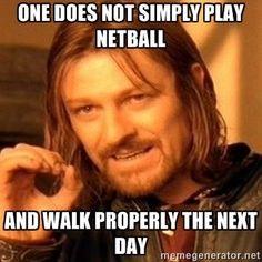 Boromir has spoken!
