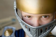 Back to school Bible lesson about the Armor of God.