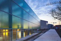 deAlzua+ · Multi-purpose sports hall